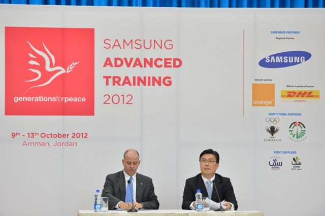Samsung Renews Regional Partnership with Generations For Peace for Sixth Year