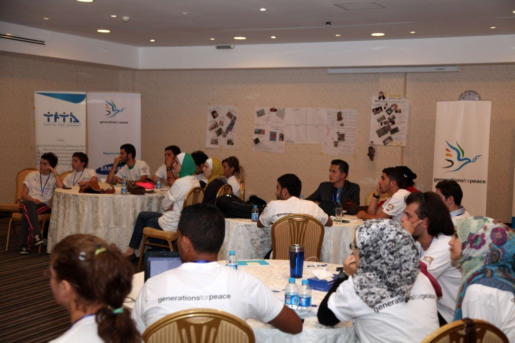 Generations For Peace takes pioneering steps to reduce violence in universities