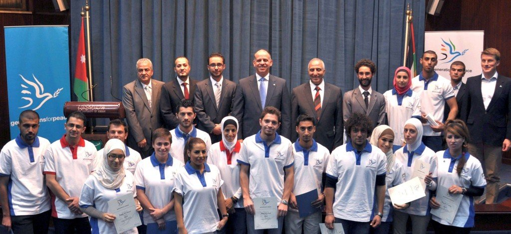 University of Jordan Students establish Generations For Peace Club for Conflict Transformation
