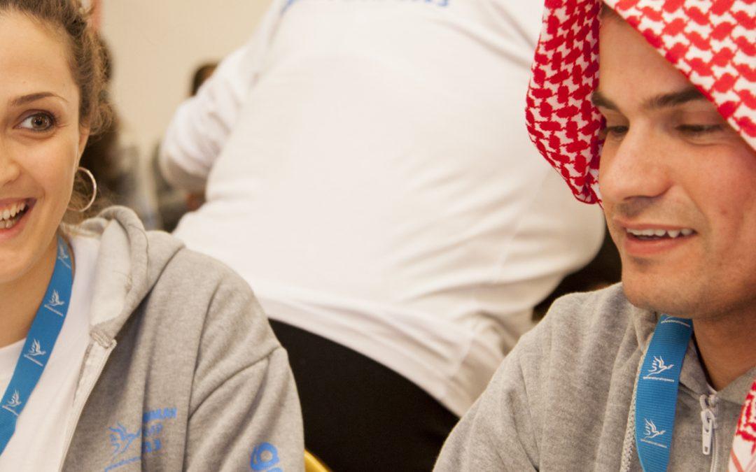 Our Jordanian Delegate – Mo'ath