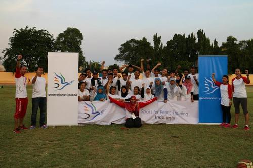 Indonesia – Sport for Peace Training