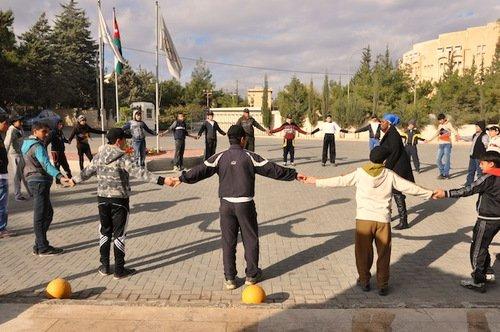 """Violence in Schools"" Programme Visit – Jordan"