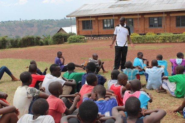 Rwanda Field Research Visit – 2013