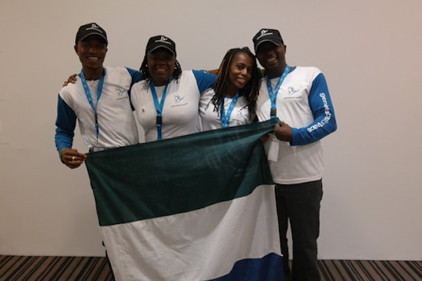 Day Two: National Day of Sierra Leone!