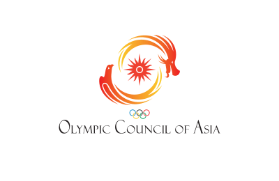 Olympic Council of Asia logo