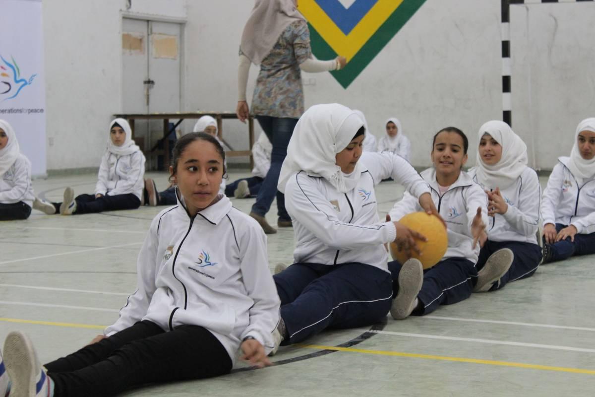 برنامج للتماسك الاجتماعي لمدة عامين تُقدمه اليونيسف وهيئة أجيال السلام يستفيد منه خمسة آلاف من الأطفال والشباب في اثني عشر من المجتمعات المستضيفة للاجئين في الأردن