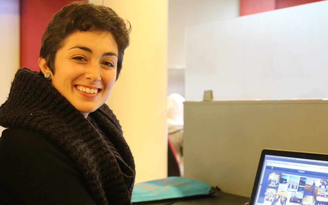 Kasandra Kachakji – Communications Intern!