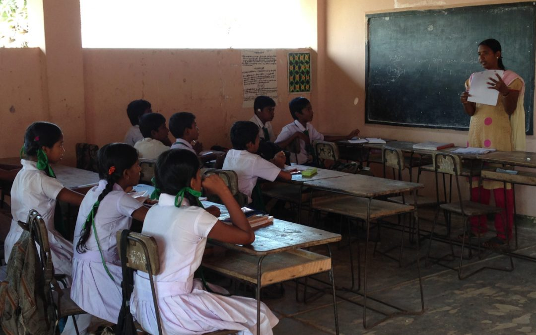 Experiences in Sri Lanka: Pre-Testing – A Key Component of Any Successful Evaluation