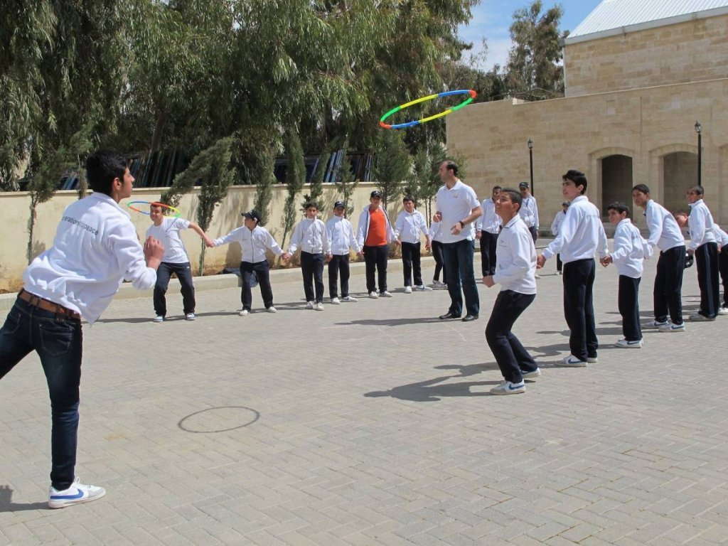 Generations-For-Peace-NGO-Olympic-Sports-HRH Prince Feisal-Jordan-2015-JOC-IDSDP