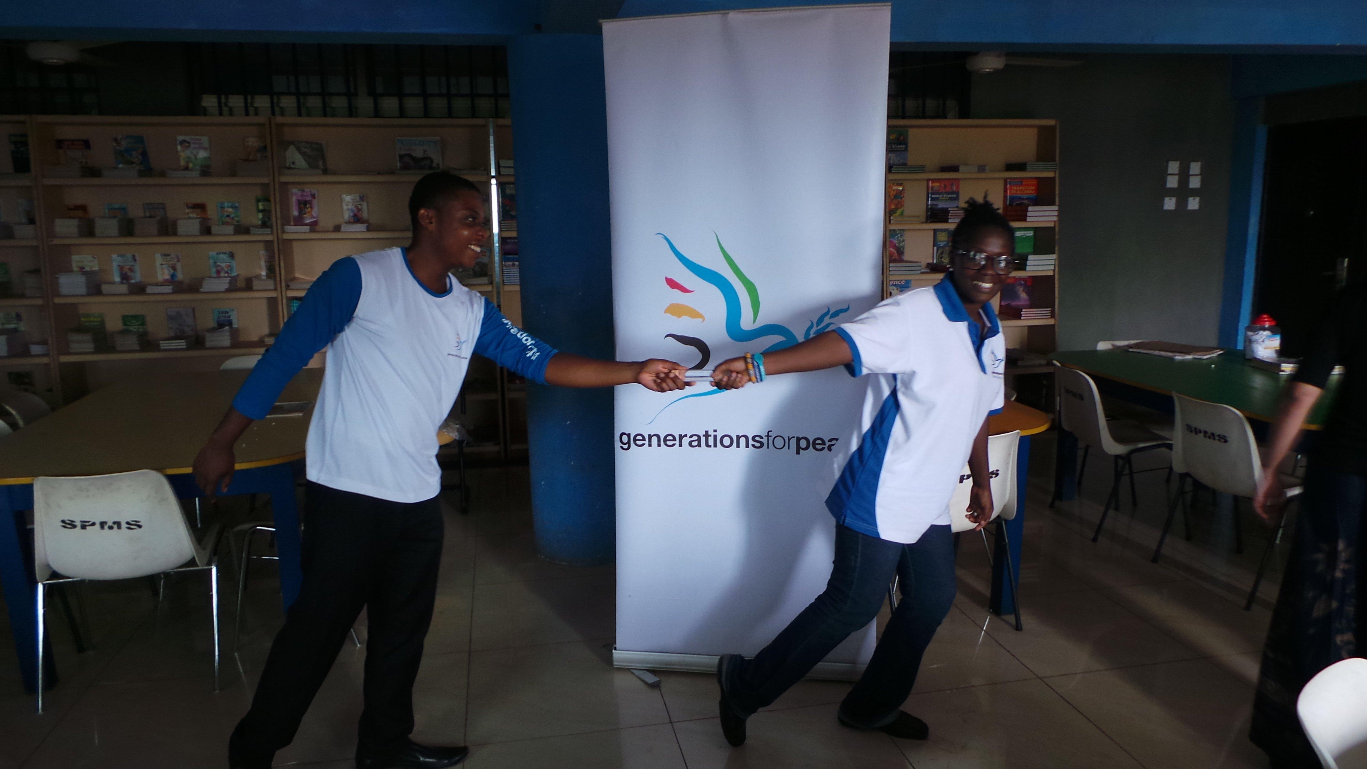 GFP Volunteers