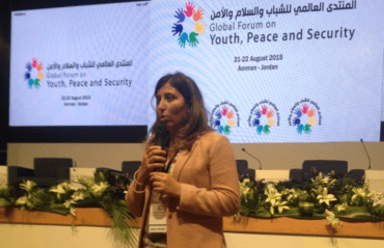 Generations For Peace attends first Global Forum on Youth, Peace and Security