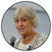 Moderator Judy Kent