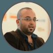 Panellist Bashar Shweiki