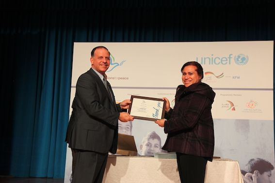 Generations-for-peace-social-cohesion-ceremony-programmes-2016-unicef-prince-feisal