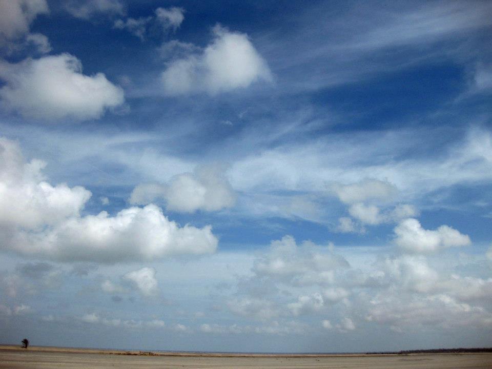 Jaffna - Clouds - Sri Lanka
