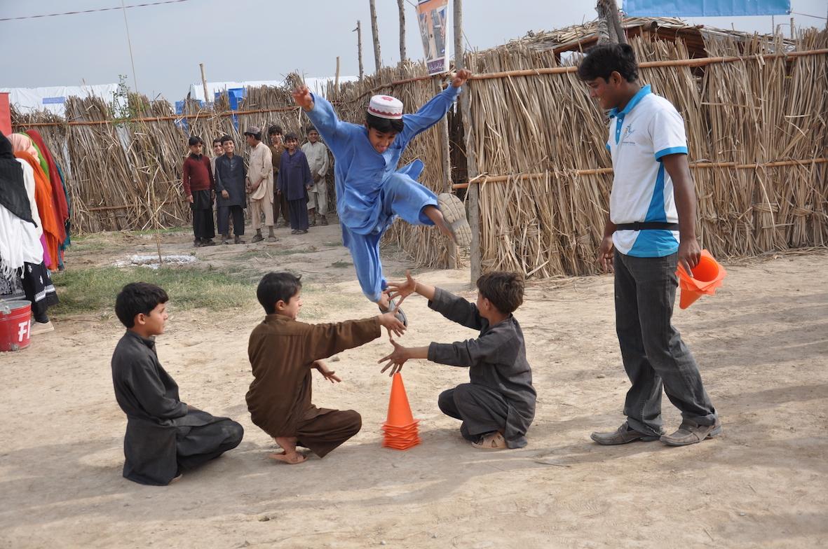 GFP - Pakistan Programme