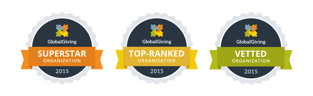 "Generations For Peace awarded ""Top-Ranked – Superstar"" status by GlobalGiving, and pro-bono support from top communications firm Dentsu Aegis Network"