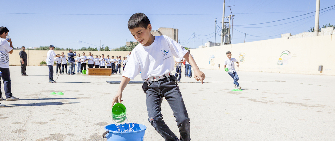 Sport for Peaceful Coexistence in Refugee Host Communities
