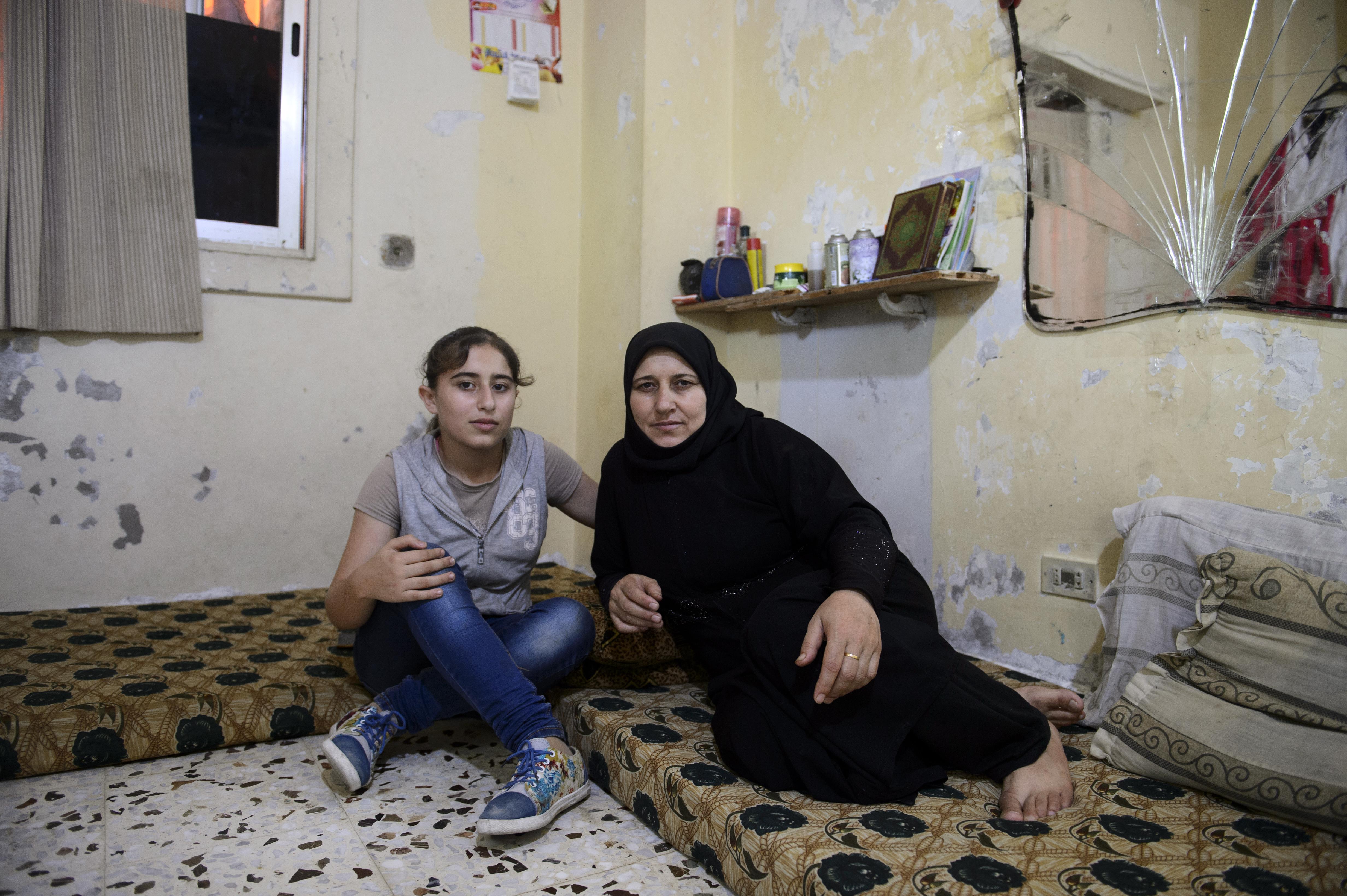 Nariman and Khadija