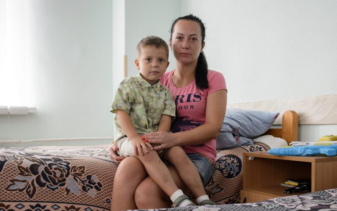 Ukraine: The Human Cost of War
