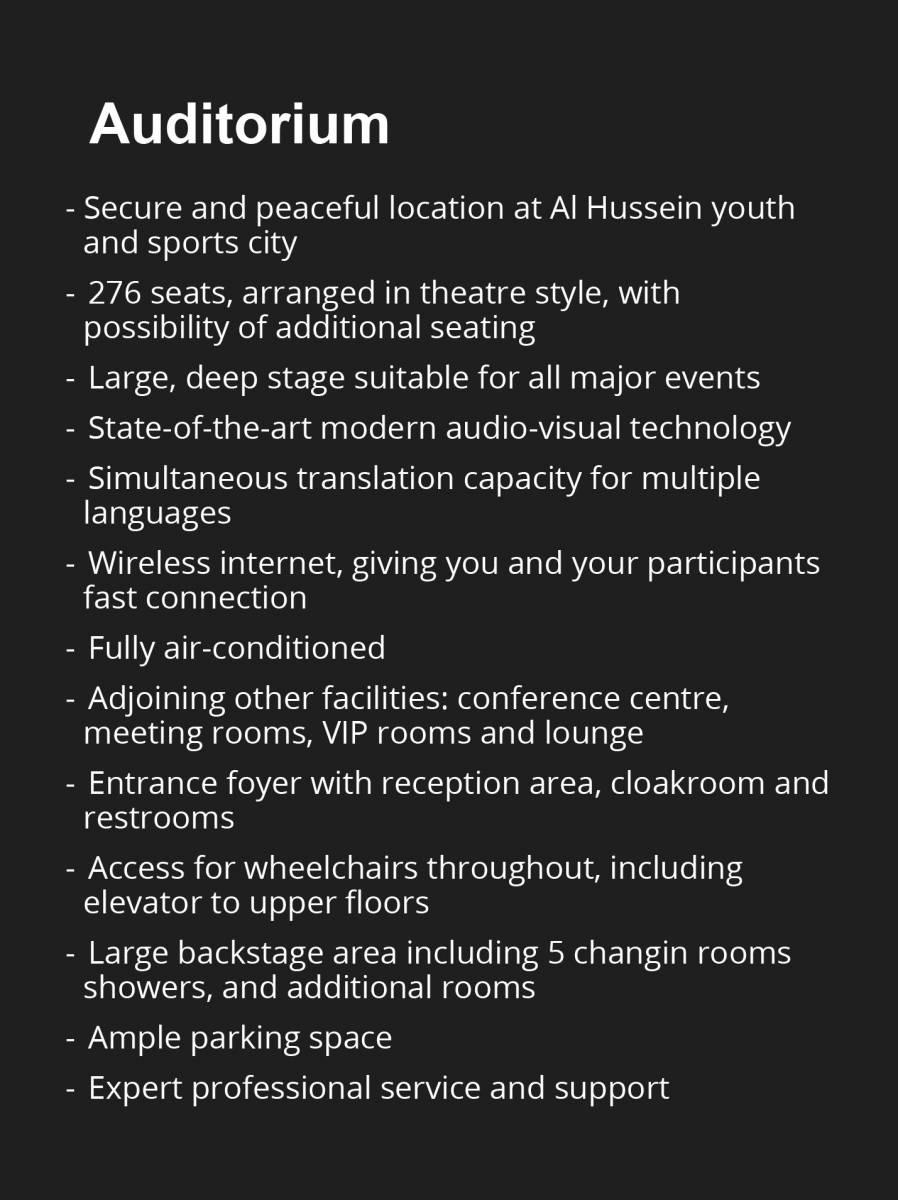 3-auditorium-generations-for-peace-jordan-amman-specifications