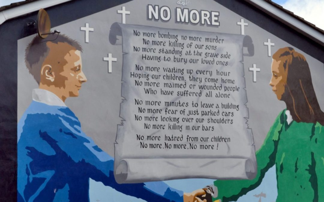 Northern Ireland: Learning from the Conflict