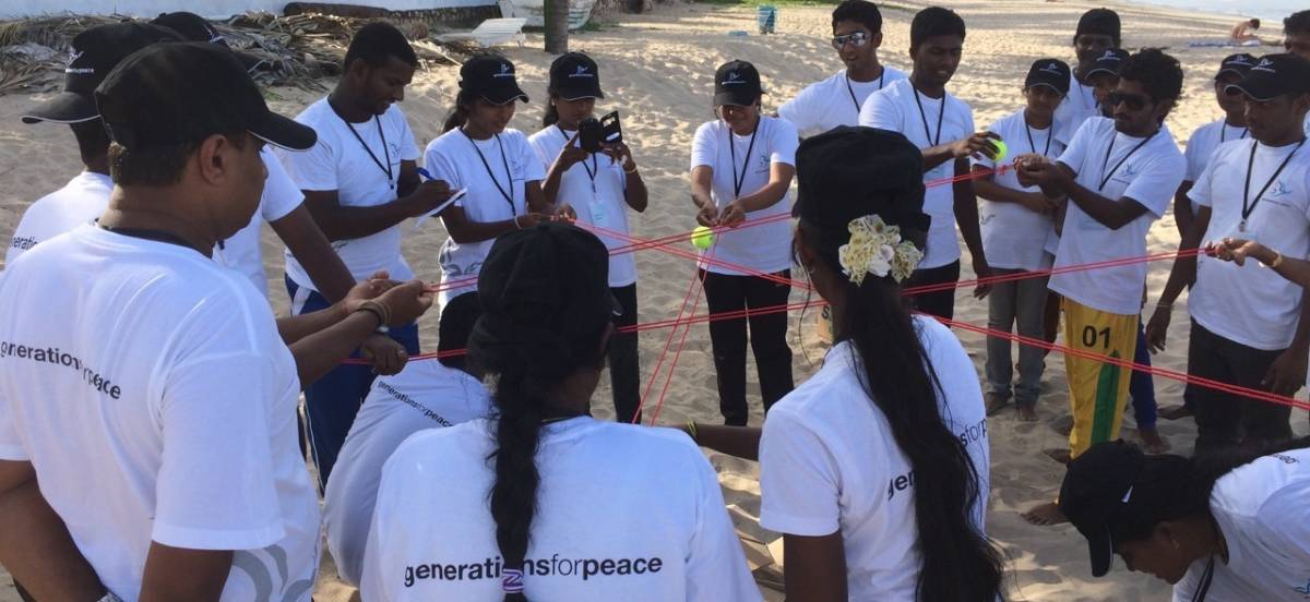 Generations For Peace and National Peace Council  launch peace-building programme in Sri Lanka