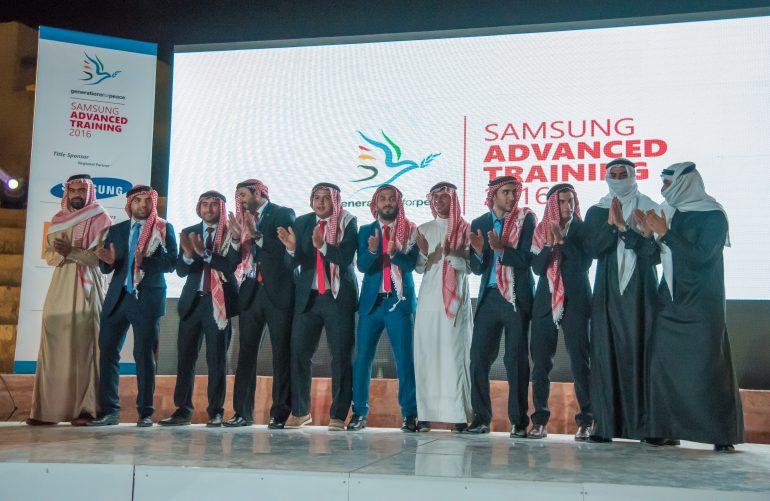 سامسونج الكترونيكس المشرق العربي وأجيال السلام تطلقان السنة العاشرة لشراكة السلام من خلال الرياضة في منطقة المشرق العربي
