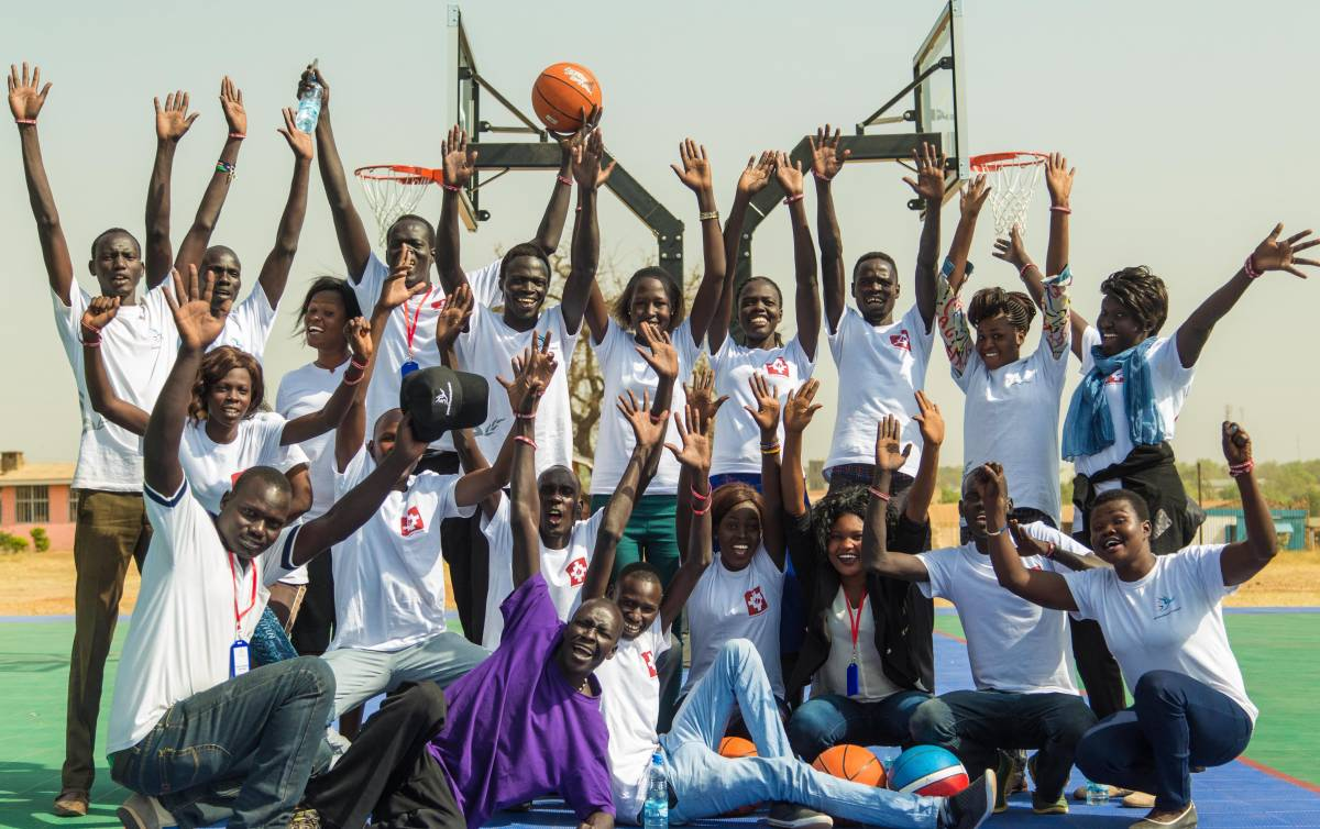 Generations For Peace and FIBA Foundation sign partnership to develop sport for peace programmes in South Sudan