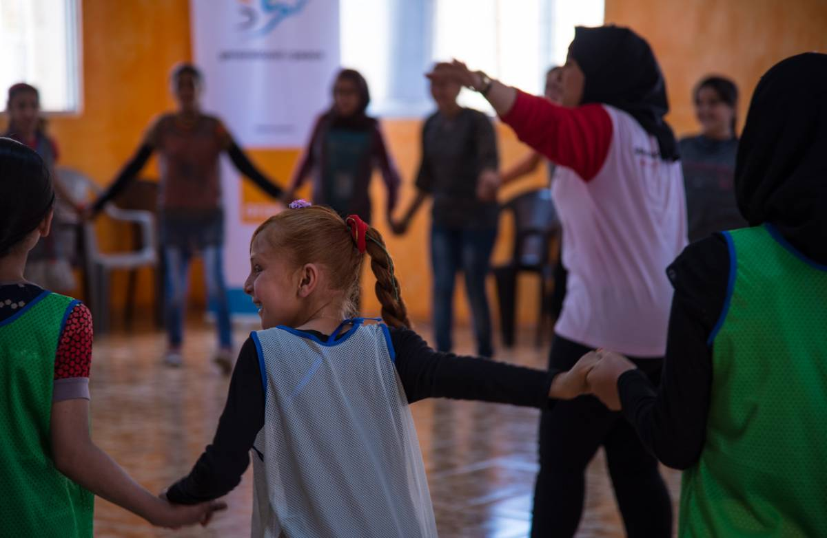 Manaseer Group support for Generations For Peace expansion in Jordan