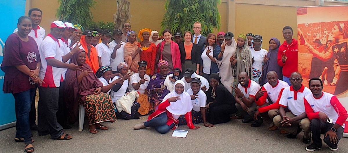 Robert Bosch Stiftung partners with Generations For Peace to prevent extreme movements in Nigeria