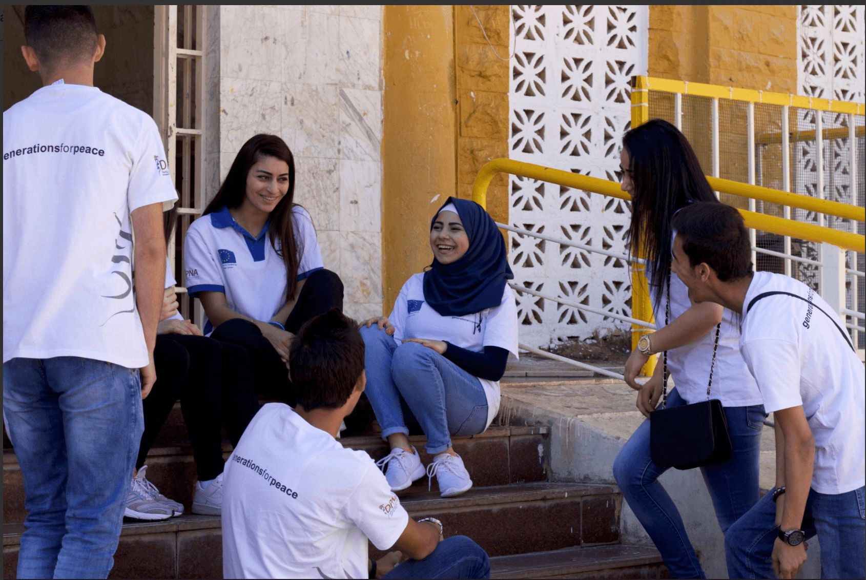 Generations For Peace partners with AIESEC Jordan to give unique internship opportunities to local and international university students