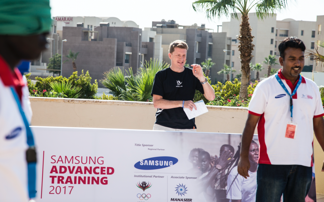 Samsung and Generations For Peace Renew Peace Through Sport Partnership for Eleventh Year