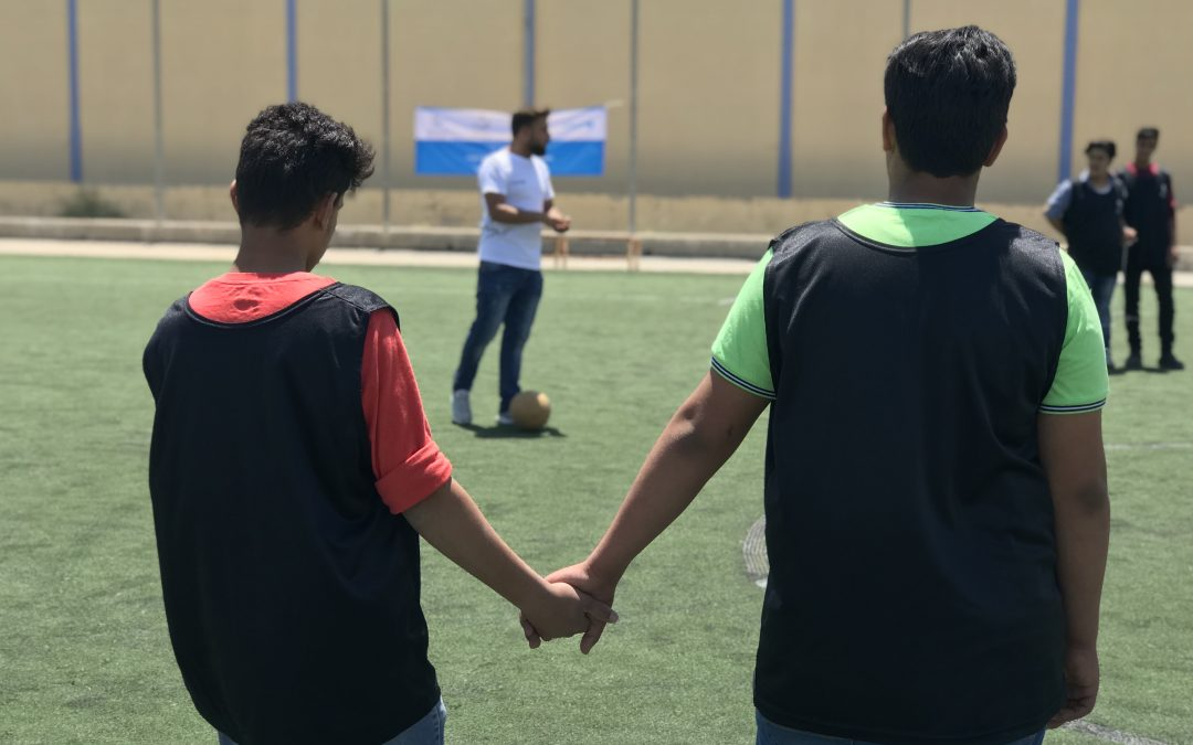 Jordan's Ministry of Youth, UNICEF, and Generations For Peace Expand Maharati Programme to Reach 188 Jordan Youth Centres