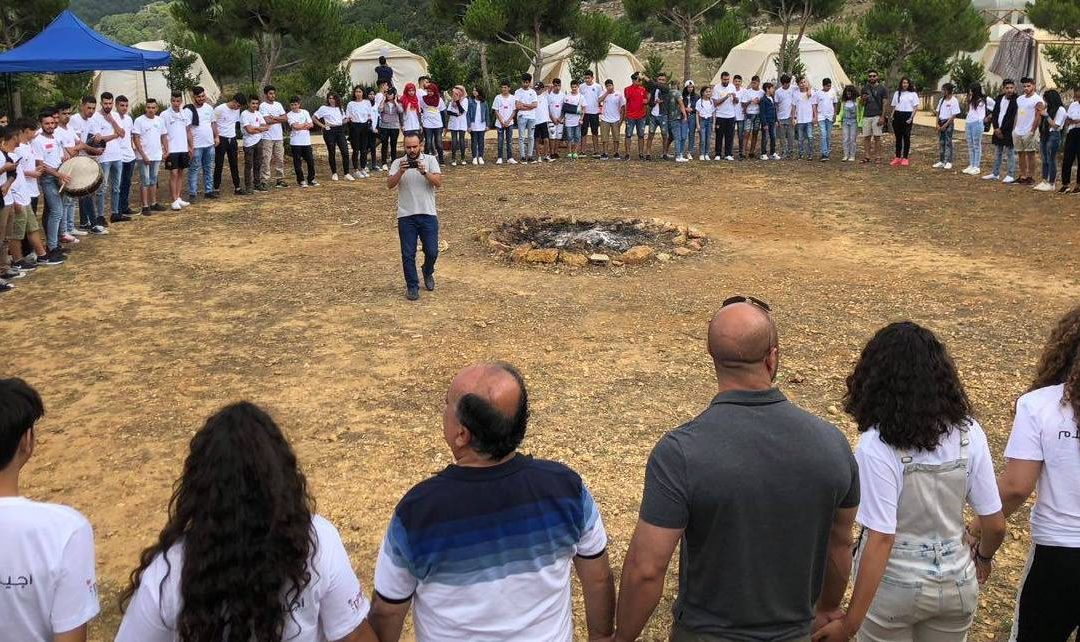 Youth Resolve Camp Unites Youth in Lebanon for Peace