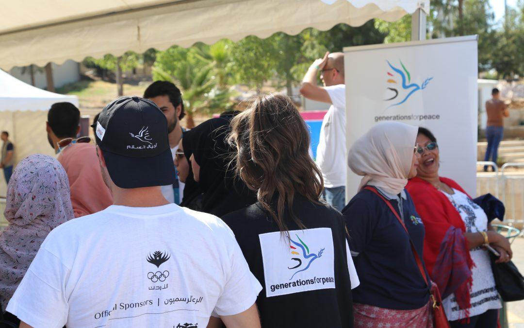 هيئة أجيال السلام تحتفل بدور الرياضة في بناء السلام ضمن فعاليات يوم الأولمبي في عمّان