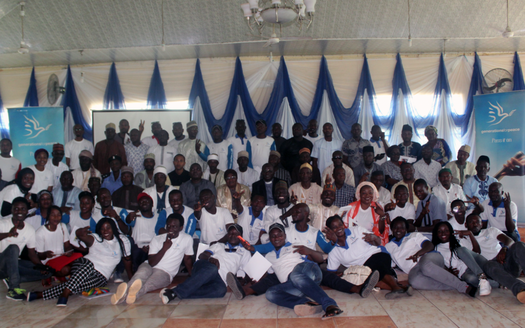 "U.S. Embassy Supports Generations For Peace Scale-Up of ""United in Diversity"" Peacebuilding Programme in Nigeria"
