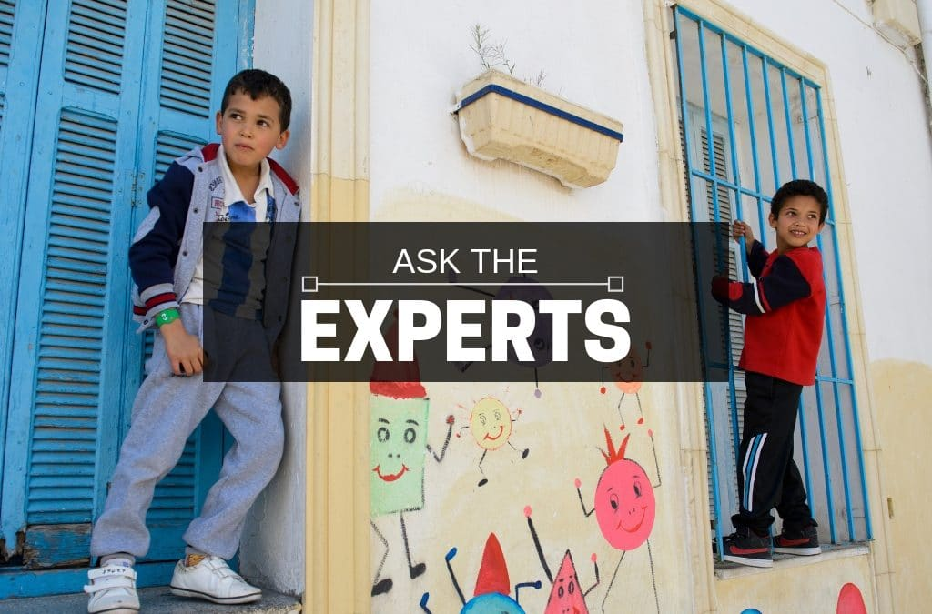 Ask The Experts, 4