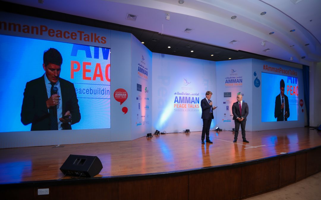 Generations For Peace Hosts Inaugural Amman Peace Talks