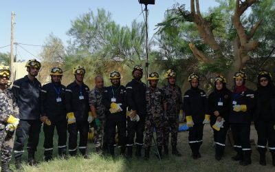 Volunteers Pushing the Boundaries: Tayma's Story