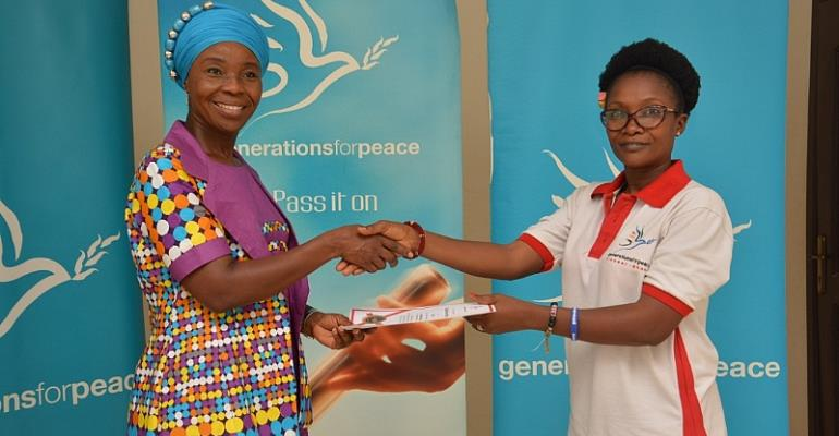 Generations For Peace Ghana Equip New Delegates With Peace Building Skills