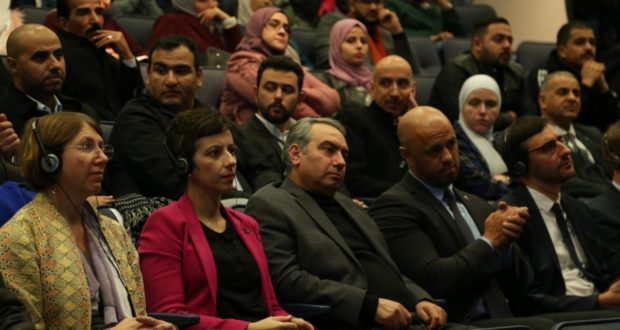 Youth in Jordan celebrate achievements of Youth Resolve consortium