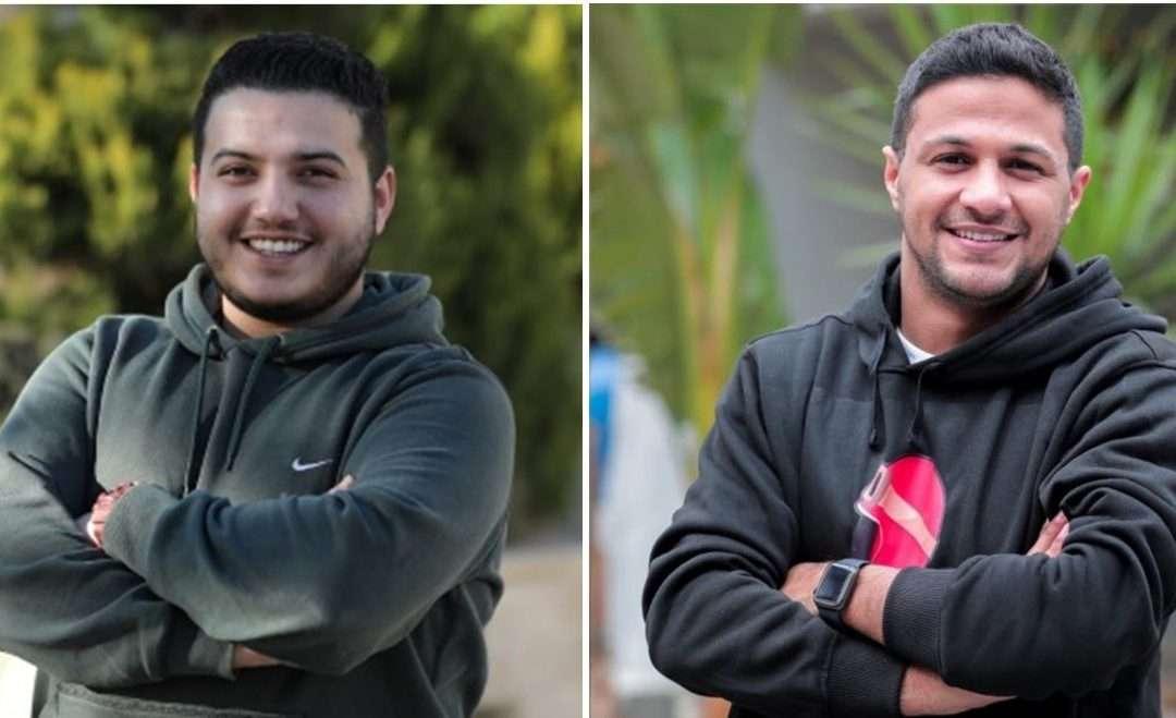 غازي وحسان، جمعهما العمل التطوعي وتشاركا بناء السلام