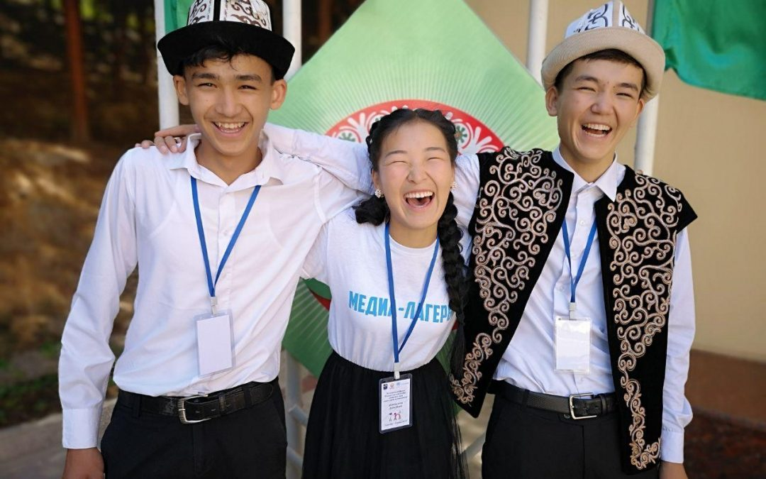Get inspired by this group of young peacebuilders from around the world