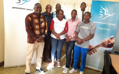 Finding Common Languages to Empower Youth in Rwanda