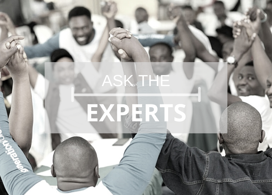 Ask the Experts, 9
