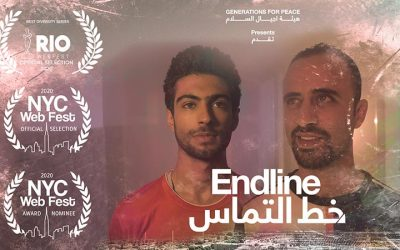 Generations For Peace's Original Web Series, Endline, Recogized Internationally
