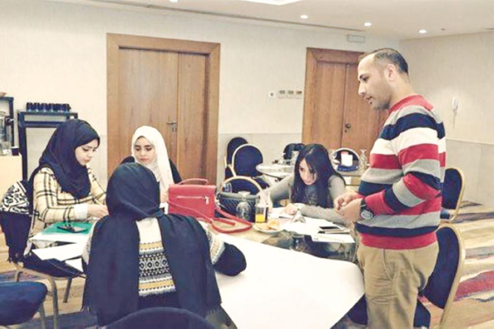 مبادرة شبابية لتحسين مستويات تعليم طلاب
