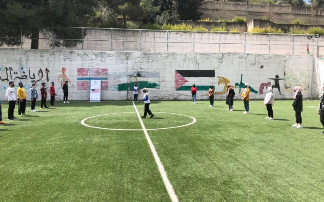 Empowering Youth Through Sport | IDSDP 2021