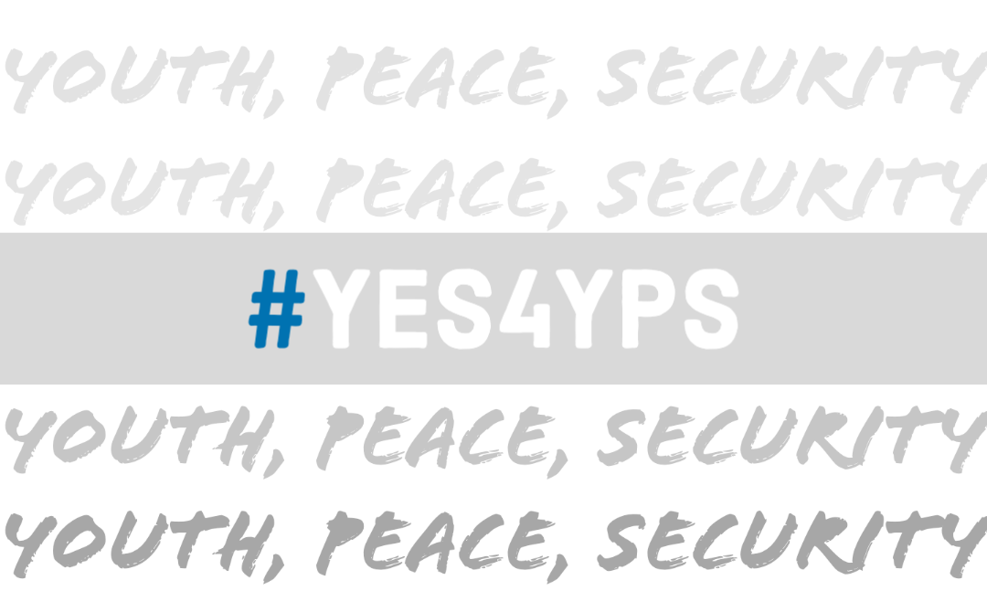 The U.S. YPS Coalition Welcomes The Reintroduction Of Bipartisan U.S. Legislation To Champion Youth, Peace And Security